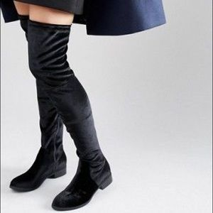 Glamorous Thigh High Boot